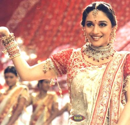 madhuri back with aja nachle of yash chopra