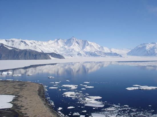 mt herschel antarctica odHZ5 7287