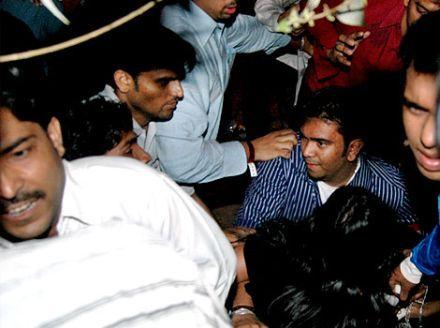 mumbai molestation politics