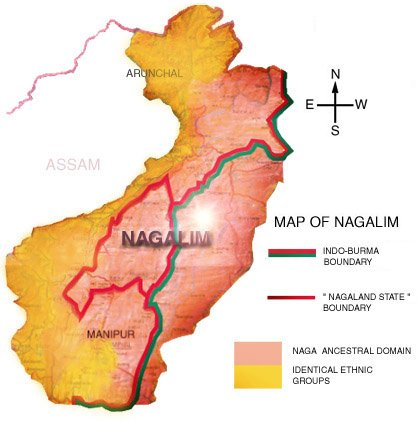 nagas demand nagalim