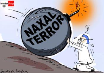 naxal cartoon 18