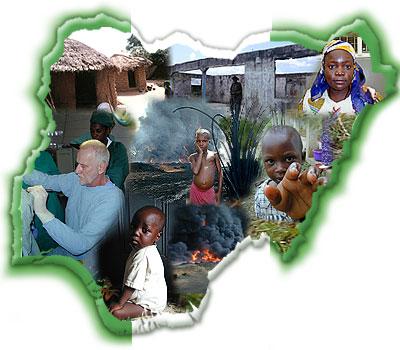 nigeria collage 1sB35 3868