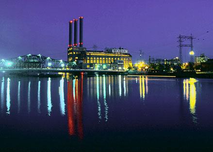 power plant 8075