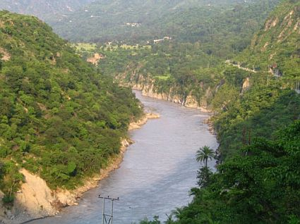 river satluj 45