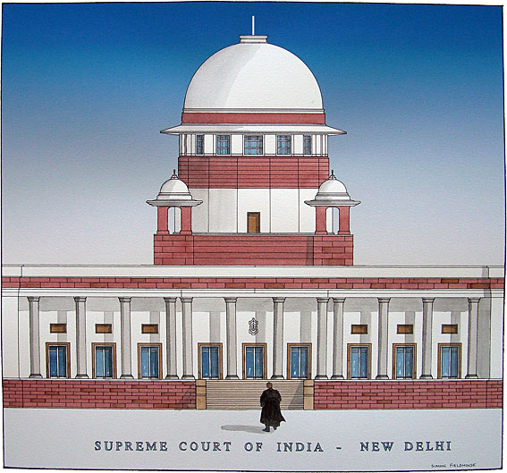 supreme court of india by simon fieldhouse ZPlqe 3