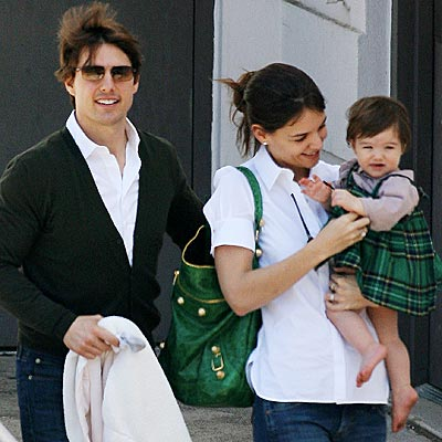 tom cruise katie homes suri cruise ifsew 3868