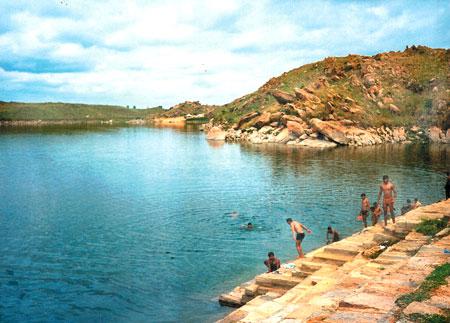 tonnur lake 115