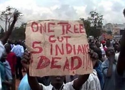 uganda india attack 26