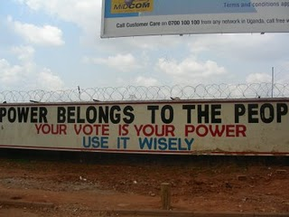 uganda vote sign 6cGrz 16419