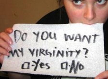 virginity 8YP8I 16298