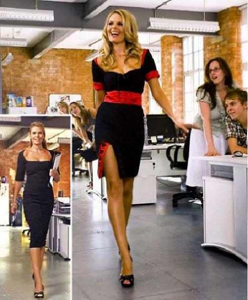 work to flirt dress pGijE 279