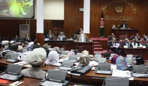 Afghan-Parliament-fight