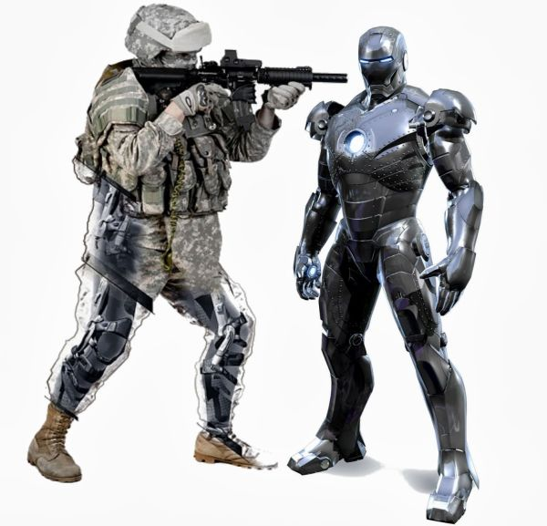 us army iron man suit