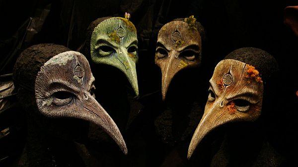 Beaks masks