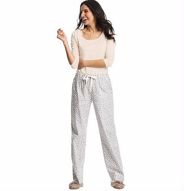 Cool pajamas will cute animal prints