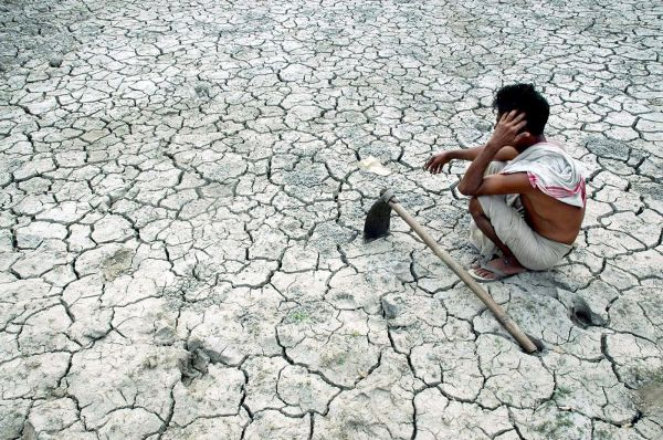 Monsoon Deficits and Farmer Suicides