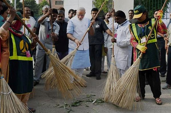 Clean India Movement