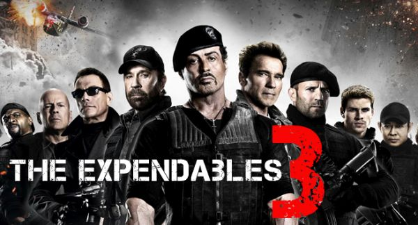The Expendables Part III