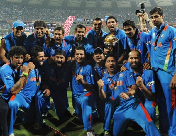 India won world cup