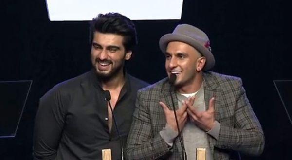 Ranbir Singh and Arjun Kapoor