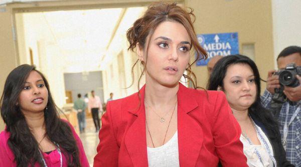 Preity Zinta, Ness Wadia scandal