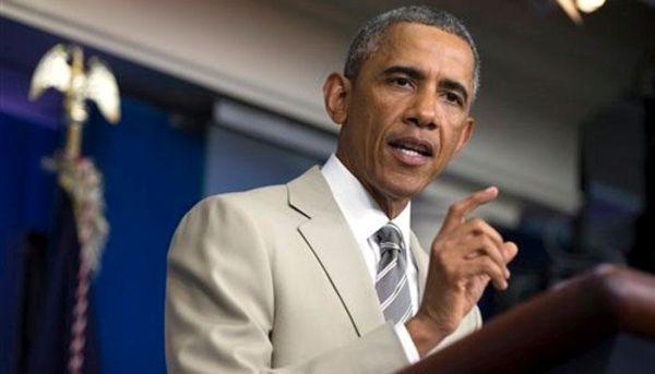 The US President, Barack Obama