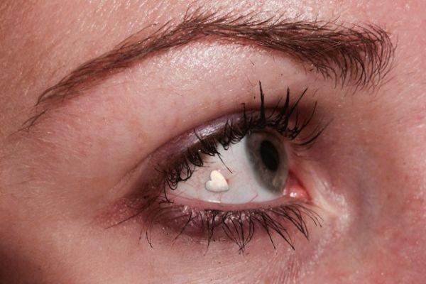 Eyeball jewelry
