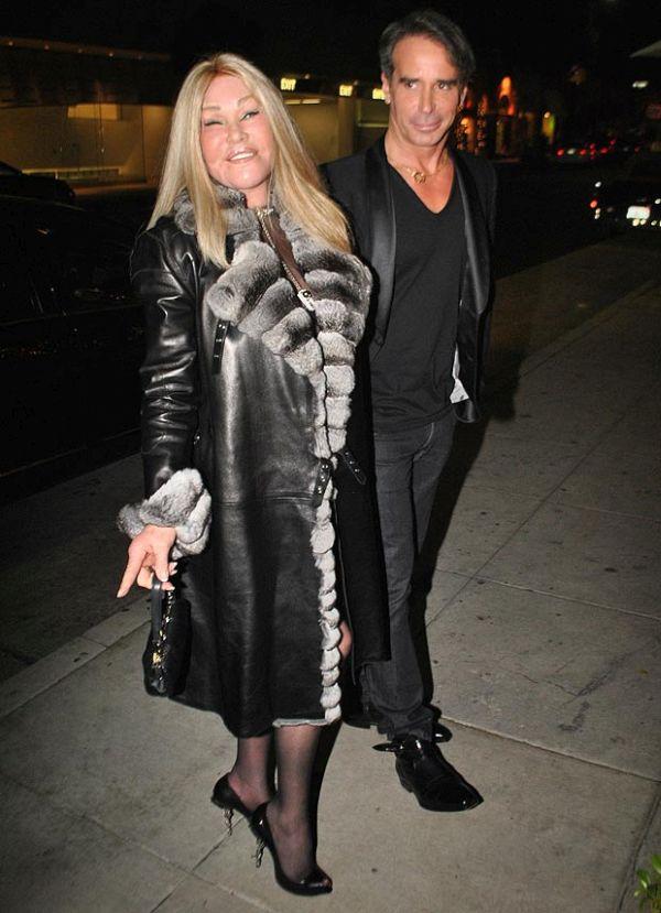 Alec and Jocelyn Wildenstein