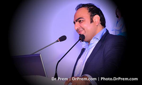 Dr Prem Jagyasi a renowned speaker