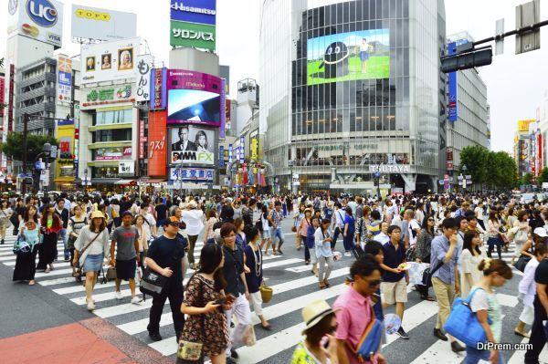 Japanese Crosswalk
