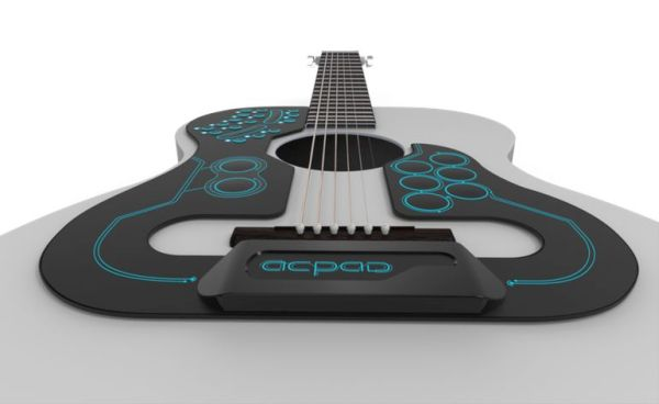 ACPAD MIDI Controller