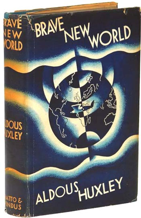 a review of the theme and setting of aldous huxleys brave new world Brave new world is one of the most controversial and best-known works of aldous huxley in this dystopian novel, huxley foretold technological advances in many facets of society--including test-tube babies, sleep learning, etc the novel has been listed as one of the top english-language books of .