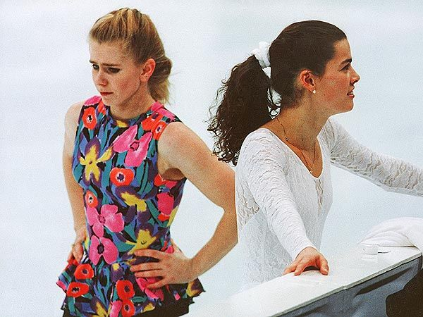 Controversial Attack on Nancy Kerrigan