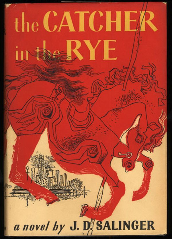 The Catcher in the Rye – J. D. Salinger