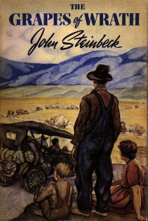 The Grapes of Wrath – John Steinbeck