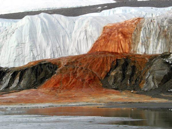 Blood Falls, Antarctica