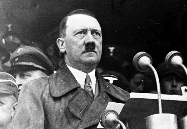 Nobel Prize nomination of Hitler