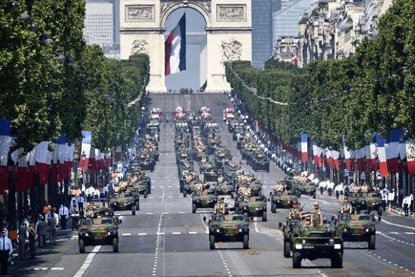 The Bastille Day