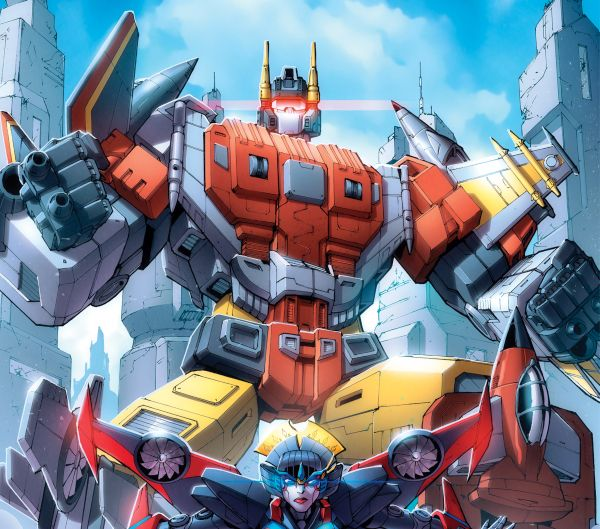 Transformers, IDW Publishing