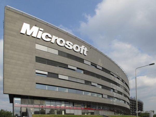 Microsoft's zealous fight (2)