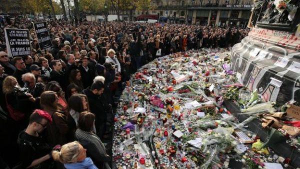 Paris Attacks 1