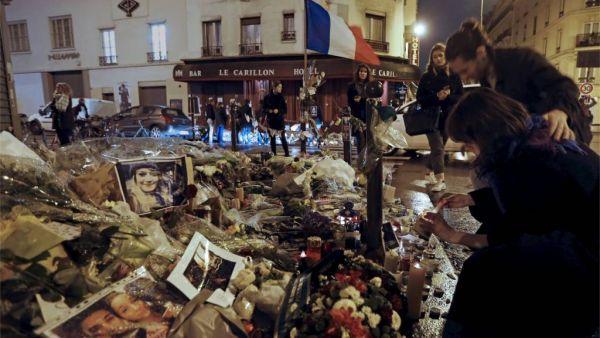 Paris Attacks 2