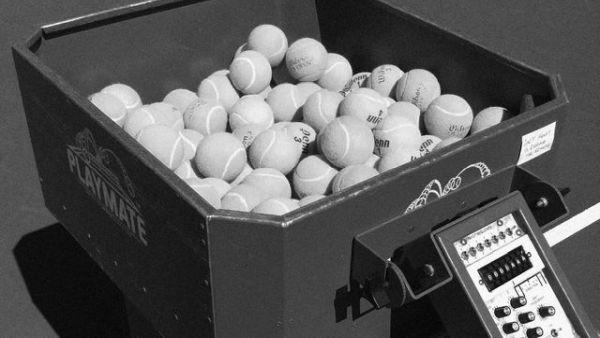 The smashing balls experiment