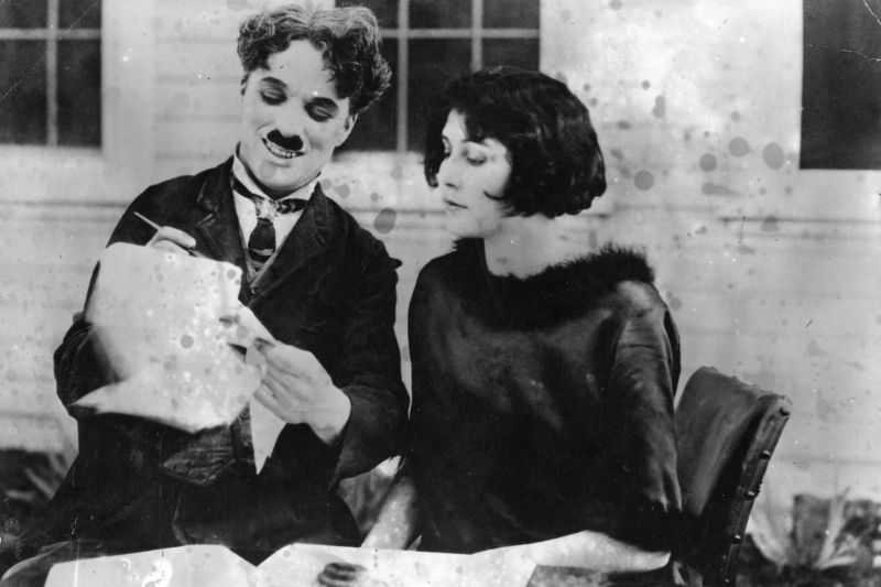 Charlie Chaplin and his obsession