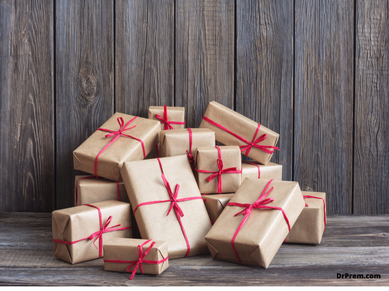 What to do with your unwanted Christmas gifts?