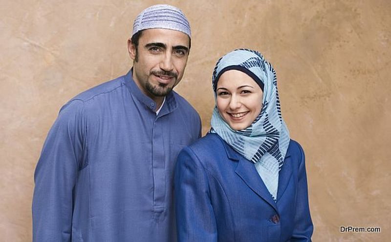 Islamic-couple