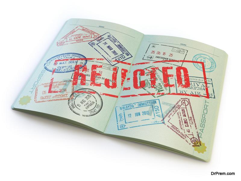Visa-Refusal