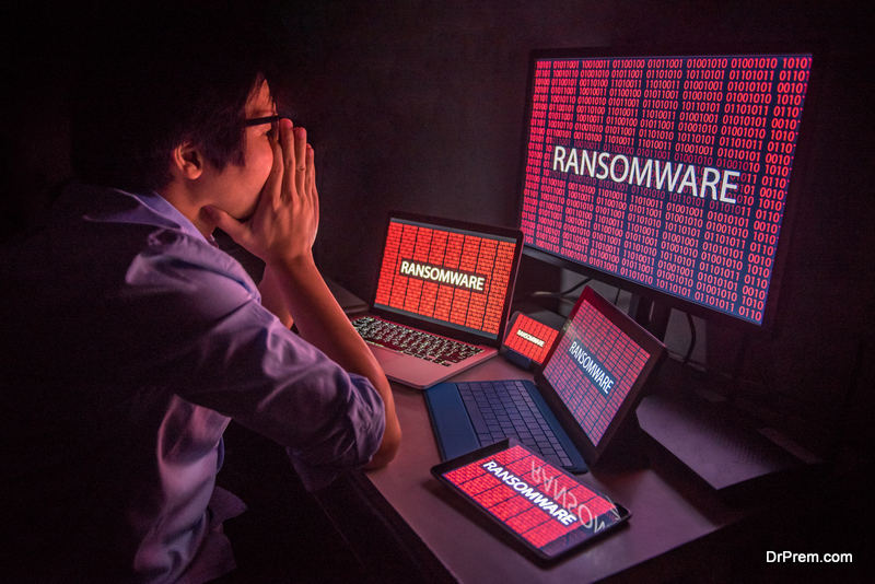 beat ransomware and stay protected
