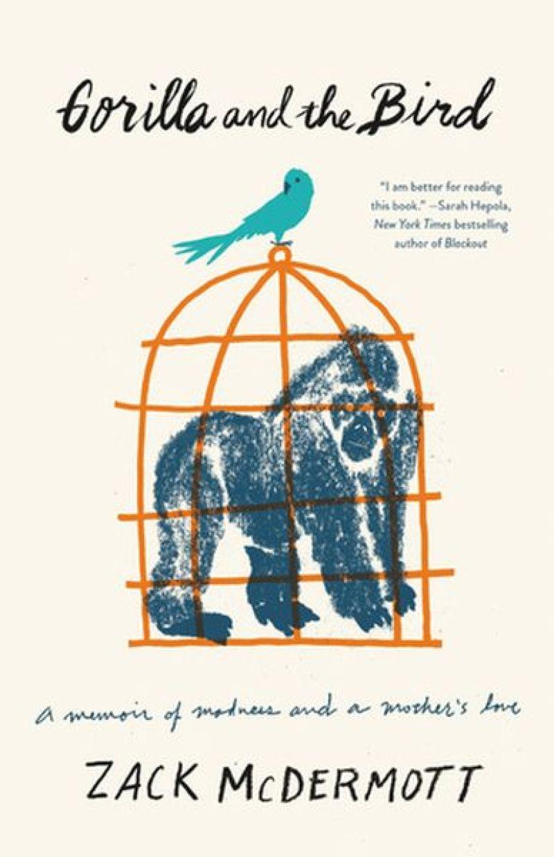 Gorilla and the Bird by Zack McDermott