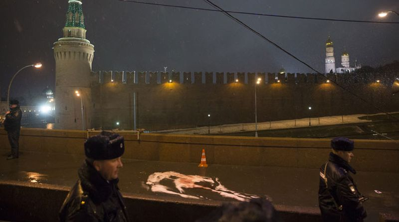 Boris Nemtsov was shot dead in 2015 by a few assassins